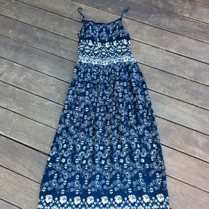 SEA maxi dress size 6